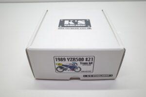 K'S WORKSHOP 1-12 ヤマハ 1989 YZR500 #21 TECH 21 YAMAHA Trans kit (2)