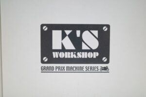 K'S WORKSHOP 1-12 ヤマハ 1989 YZR500 #21 TECH 21 YAMAHA Trans kit (5)