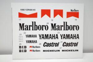 K'S WORKSHOP 1-12 ヤマハ 1989 YZR500 #3 Marlboro YAMAHA- (10)