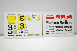 K'S WORKSHOP 1-12 ヤマハ 1989 YZR500 #3 Marlboro YAMAHA- (9)