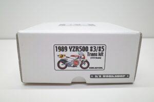 K'S WORKSHOP 1-12 ヤマハ 1989 YZR500 #3#5 LUCKY STRIKE YAMAHA ラッキーストライク Trans kit- (1)