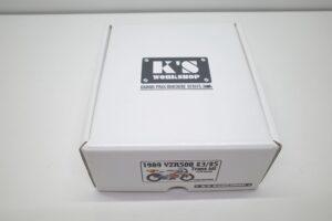 K'S WORKSHOP 1-12 ヤマハ 1989 YZR500 #3#5 LUCKY STRIKE YAMAHA ラッキーストライク Trans kit- (2)