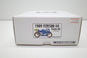 K'S WORKSHOP 1-12 ヤマハ 1989 YZR500 #7 SONAUTO ソノート YAMAHA Trans kit- (1)