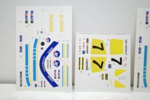 K'S WORKSHOP 1-12 ヤマハ 1989 YZR500 #7 SONAUTO ソノート YAMAHA Trans kit- (10)