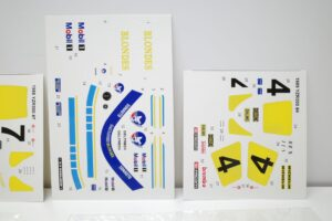 K'S WORKSHOP 1-12 ヤマハ 1989 YZR500 #7 SONAUTO ソノート YAMAHA Trans kit- (11)