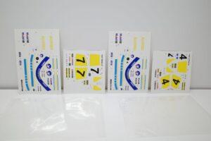 K'S WORKSHOP 1-12 ヤマハ 1989 YZR500 #7 SONAUTO ソノート YAMAHA Trans kit- (9)