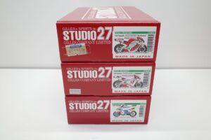 STUDIO 27 スタジオ 27 バイク 1-12 スズキ RGV-γ ホンダ NSR500 他–