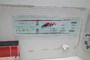 ホットワークス 1-24 日産 スカイライン GT-R V-スペックII 2002 BNR34 ニスモ R-S-tune 白- (3)