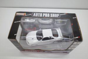 ホットワークス 1-24 日産 スカイライン GT-R V-スペックII 2002 BNR34 ニスモ R-S-tune 白- (40)