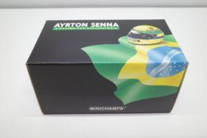 PMA 1-43 ウイリアムズ ルノー FW16 1994 A.セナ No.20 ロスマンズ Rothmans 仕様 Williams Renault- (1)