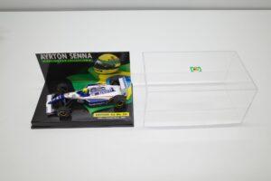 PMA 1-43 ウイリアムズ ルノー FW16 1994 A.セナ No.20 ロスマンズ Rothmans 仕様 Williams Renault- (10)