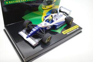 PMA 1-43 ウイリアムズ ルノー FW16 1994 A.セナ No.20 ロスマンズ Rothmans 仕様 Williams Renault- (16)