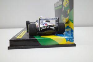 PMA 1-43 ウイリアムズ ルノー FW16 1994 A.セナ No.20 ロスマンズ Rothmans 仕様 Williams Renault- (19)