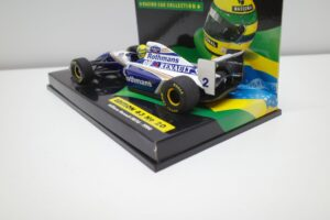 PMA 1-43 ウイリアムズ ルノー FW16 1994 A.セナ No.20 ロスマンズ Rothmans 仕様 Williams Renault- (20)