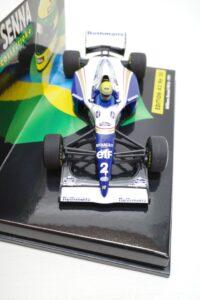 PMA 1-43 ウイリアムズ ルノー FW16 1994 A.セナ No.20 ロスマンズ Rothmans 仕様 Williams Renault- (25)