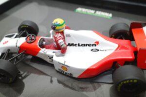 PMA 1-43 マクラーレン フォード MP4-8 A.セナ オーストラリアGP Win 1993 41st ギフトボックス- (15)