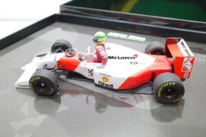 PMA 1-43 マクラーレン フォード MP4-8 A.セナ オーストラリアGP Win 1993 41st ギフトボックス- (17)