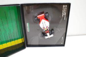 PMA 1-43 マクラーレン フォード MP4-8 A.セナ オーストラリアGP Win 1993 41st ギフトボックス- (19)