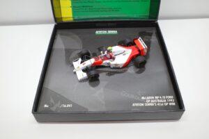 PMA 1-43 マクラーレン フォード MP4-8 A.セナ オーストラリアGP Win 1993 41st ギフトボックス- (9)