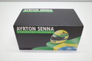 PMA 1-43 ロータス ホンダ 99T ターボ Turbo A.セナ #12 No.15 1987 キャメル CAMEL タバコ 仕様 Lotus Honda- (1)