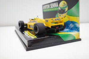 PMA 1-43 ロータス ホンダ 99T ターボ Turbo A.セナ #12 No.15 1987 キャメル CAMEL タバコ 仕様 Lotus Honda- (19)