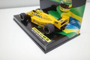 PMA 1-43 ロータス ホンダ 99T ターボ Turbo A.セナ #12 No.15 1987 キャメル CAMEL タバコ 仕様 Lotus Honda- (20)
