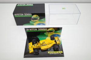 PMA 1-43 ロータス ホンダ 99T ターボ Turbo A.セナ #12 No.15 1987 キャメル CAMEL タバコ 仕様 Lotus Honda- (21)