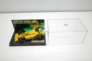 PMA 1-43 ロータス ホンダ 99T ターボ Turbo A.セナ #12 No.15 1987 キャメル CAMEL タバコ 仕様 Lotus Honda- (6)
