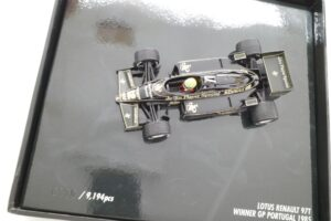 PMA 14-3 ロータス ルノー 97T JPS 1985 A.セナ Ed.40 ポルトガル GP Win Lotus Renault セナ- (10)