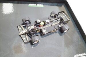 PMA 14-3 ロータス ルノー 97T JPS 1985 A.セナ Ed.40 ポルトガル GP Win Lotus Renault セナ- (14)