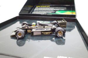 PMA 14-3 ロータス ルノー 97T JPS 1985 A.セナ Ed.40 ポルトガル GP Win Lotus Renault セナ- (18)