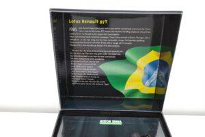 PMA 14-3 ロータス ルノー 97T JPS 1985 A.セナ Ed.40 ポルトガル GP Win Lotus Renault セナ- (4)